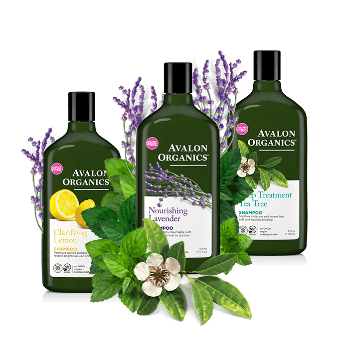 Leading ORGANIC Personal Care Brand in SUA